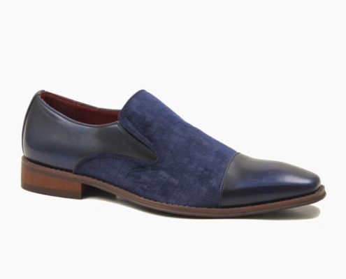 CRUZ MENS NAVY-NAVY ANGLE